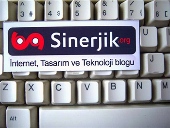 2009 yılında blog için yapılan bir reklam kampanyasında hazırlanan sticker.